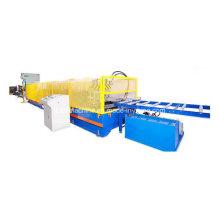 Cadres automatiques en acier avec laminoir à froid pré-perforateur formant la machine