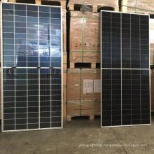 330W/ Trina Class B 9BB/monocrystalline half cell /black frame white /1 pallet 10 panels/ solar renew panel energy cell