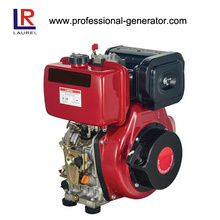 Ohv 4-Stroke Diesel Engine with Single Protable Cylinder Air Cooled