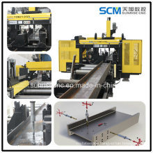 High Precision H Beam Drilling Line for Steel