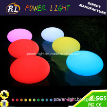 Party LED Decoration Balls, LED Oval Ball with Remote Control