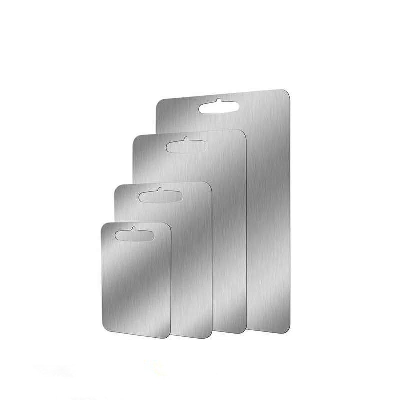 Newest Style Stainless Steel Cutting Board