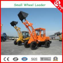 Carregadeira de rodas de 1 tonelada Zl10 (1000 kg)
