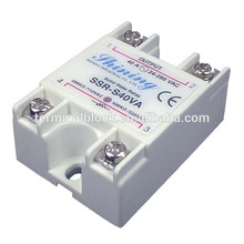 SSR-S40VA 280VAC Latching Solid State Fotek Type Voltage Phase Relay