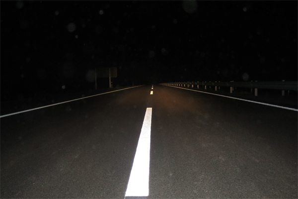 roadmarking lines