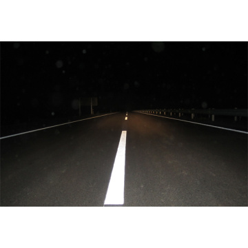 Moisture-Proof Micro Glass Beads for Pavement Markings