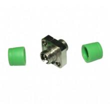 Adaptador de fibra óptica FC / APC Sm