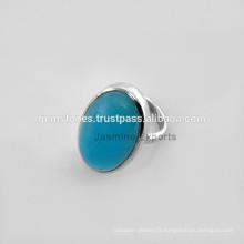 Vente en gros de bijoux en bijoux, bijoux en argent, anneau de pierre gemme Fabricant