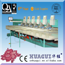 Hot Fix Rhinestone Machine HUAGUI Used For Curtain