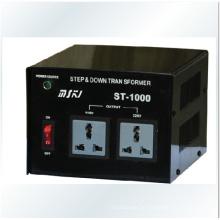 A fase monofásica 1000W intensifica o transformador110-220V, transformador abaixador de 220V-110V 1000W
