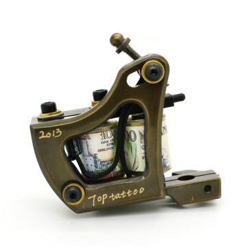 آلات النحاس المصنوعة يدوياً باستخدام الحاسب الآلي الوشم البنادق