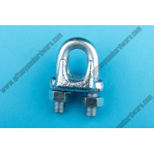 Factory Supplier a Type Malleable Iron Wire Rope Clip