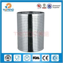 stapelbarer Behälter des rostfreien Stahls, Schrottmetallbehälter für Verkauf