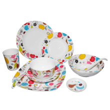 Melamine Dinnerware Set/100% Melamine Tableware