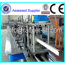 Roll Forming Machine that can do T-bar Profile