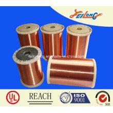 Classe 155 180 Produção de fio de enrolamento de cobre revestido de poliuretano