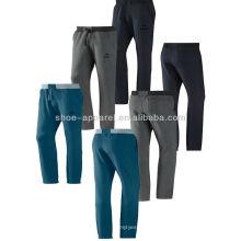 Pantalones corrientes para hombre personalizados 2014, fabricación de pantalones de entrenamiento