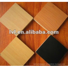 12/15/16/18mm high gloss melamine mdf board
