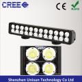 """Lâmpada de trabalho LED CREE de duas fileiras de 12 V 20 """"240 W"""