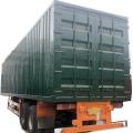 Swing Open Type Box Truck Trailer
