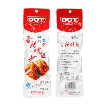 Snack Food Vacuum Bags