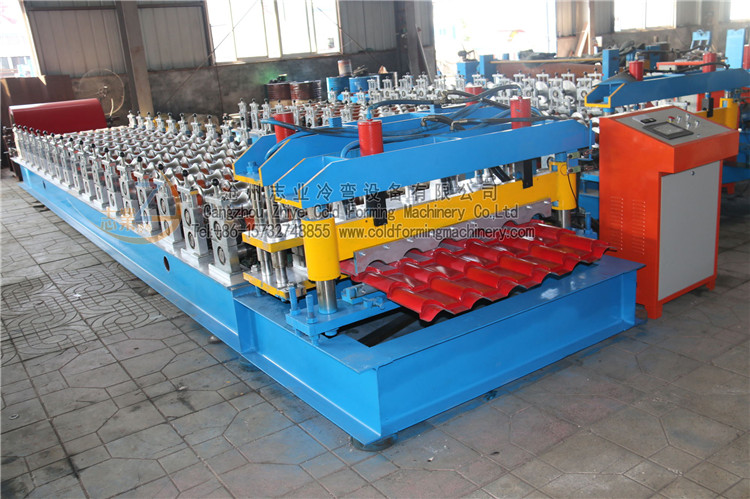 wall tiles Roller Forming machinery