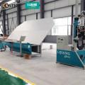 Máquina de dobra de barra espaçadora de alumínio isolante de vidro