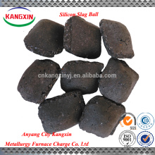 China alloy product silicon slag briquette/silicon ball