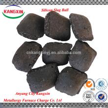 China briquete da escória do silicone do produto da liga / bola do silicone