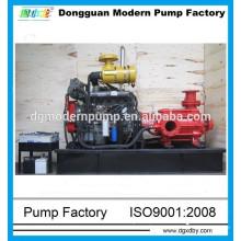 XBD diesel engine driven fire pump
