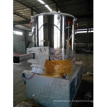 Misturador de alta velocidade plástico masterbatch