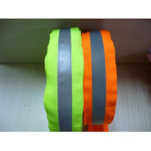 High Visibility Woven Reflective Warning Band