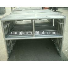 ledder frame scaffolding