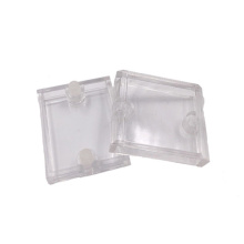 Industrial Plastic Mold Parts PC Transparente