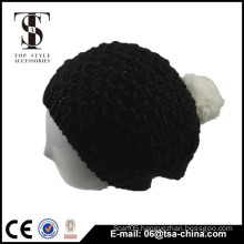 High quality of handmade crochet cartoon hat