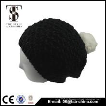 Haute qualité de chapeau de bande dessinée en crochet fait à la main