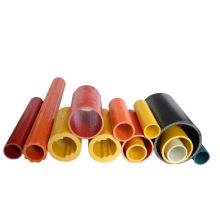 tubo de fibra de vidrio pultruido / tubo de FRP