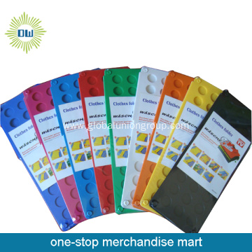 Wholesale PP Material Children Folding Garment Board