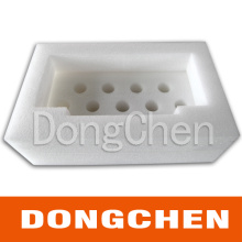 White Color Shock Resistance EPE Packing Box/Tray