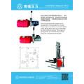 Hydraulikpumpe für halbelektrischen Palettenhubwagen