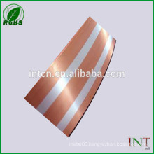 ISO standard Electrical Contact material silver copper composite strips