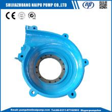Slurry Pump Frame Plate liner Cover Plate liner