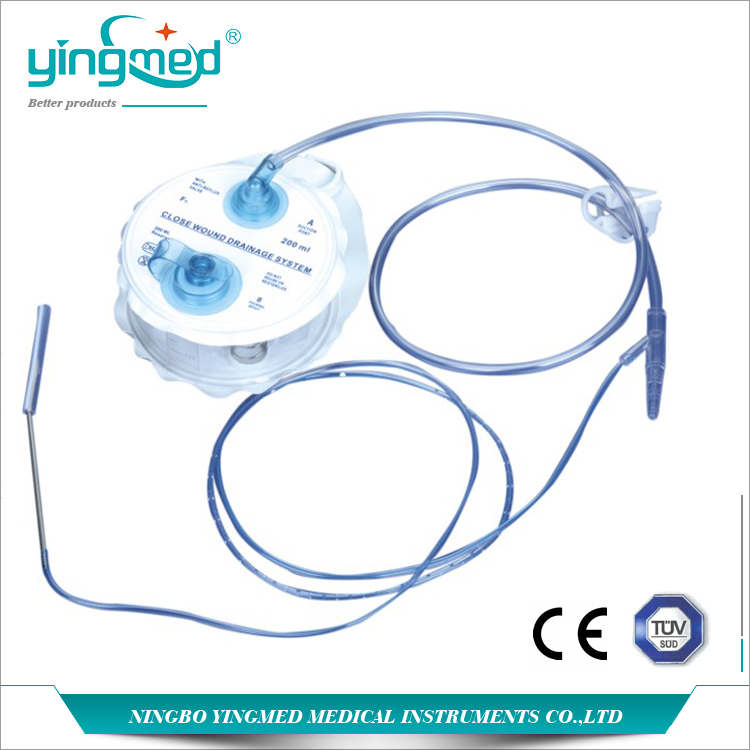 Closed Wound Drainage System