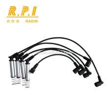 Câble d'allumage haute tension en silicone, FIL DE BOUGIE SPARK POUR OPEL Vectra 1.8L