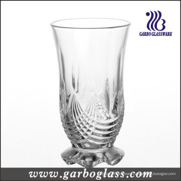 Mini Engraved Footed Glass Cup (GB040707UC)