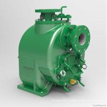Pompe à eau centrifuge à bloc auto-amorçante T-4