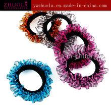 Модные ювелирные изделия волос с кружевом