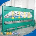 Good quality steel sheet manual plate bending machine price