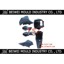 Molde de pálete de moto de plástico de injeção de boa qualidade