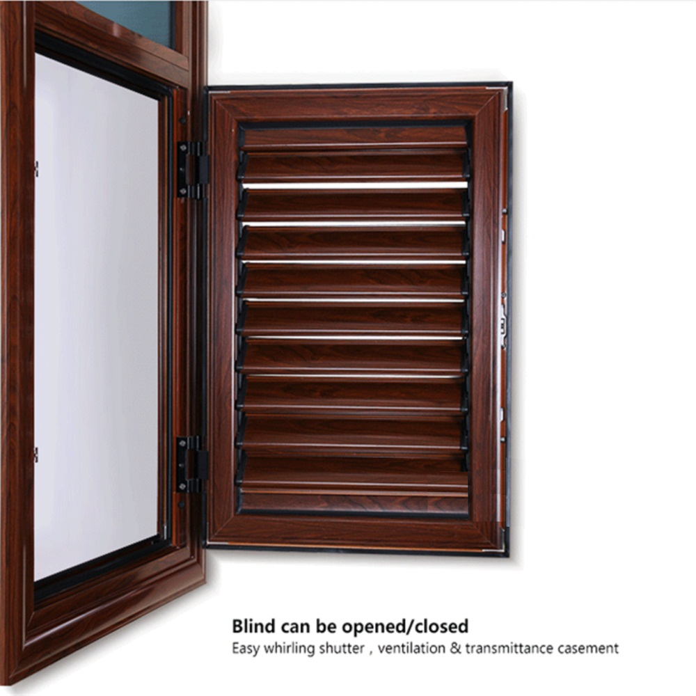 air vent door blind can be opened closed
